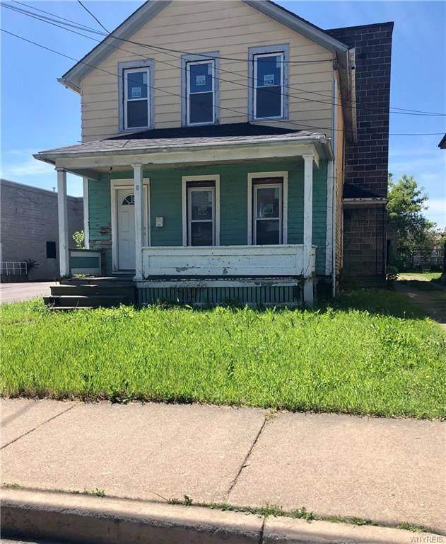 809 Ashland Avenue, Niagara Falls, NY 14301 (MLS #B1310332) :: Robert PiazzaPalotto Sold Team