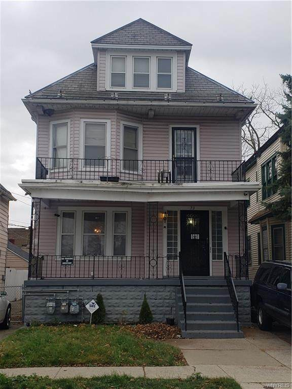 73 Rodney Avenue, Buffalo, NY 14214 (MLS #B1310486) :: Robert PiazzaPalotto Sold Team