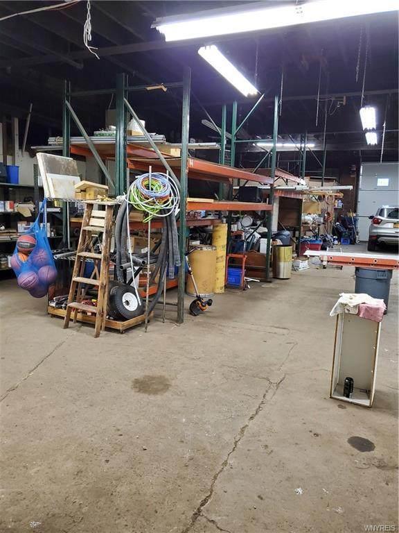 98 Rhode Island Street, Buffalo, NY 14213 (MLS #B1310544) :: Robert PiazzaPalotto Sold Team