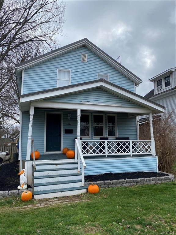 2673 Van Horn Avenue, Newfane, NY 14108 (MLS #B1310693) :: 716 Realty Group