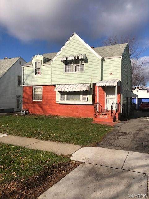 40 Erskine Avenue, Buffalo, NY 14215 (MLS #B1311704) :: 716 Realty Group
