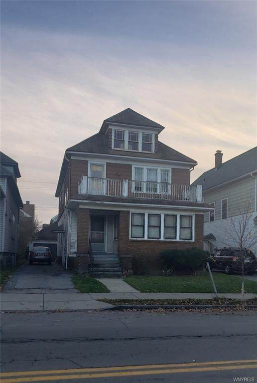 645 Amherst Street, Buffalo, NY 14207 (MLS #B1312121) :: TLC Real Estate LLC