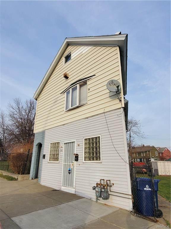 804 S Park Avenue, Buffalo, NY 14210 (MLS #B1312976) :: 716 Realty Group