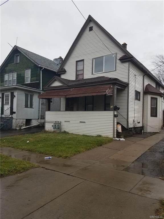25 Parkridge Avenue, Buffalo, NY 14215 (MLS #B1313126) :: Avant Realty