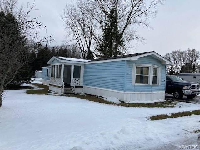 145 Forrest Lane, Yorkshire, NY 14042 (MLS #B1313377) :: TLC Real Estate LLC
