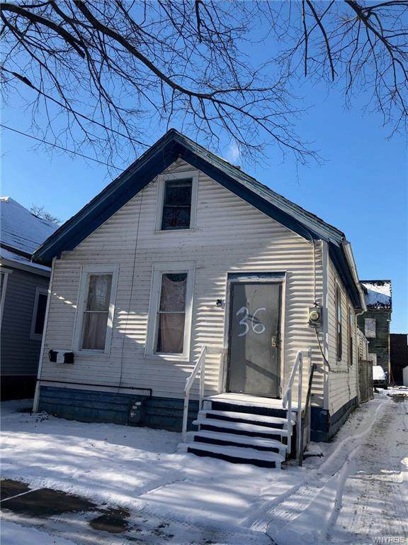 36 Strauss Street, Buffalo, NY 14212 (MLS #B1313473) :: Avant Realty