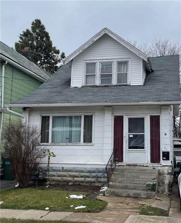 29 Roslyn St, Buffalo, NY 14211 (MLS #B1313908) :: Mary St.George | Keller Williams Gateway
