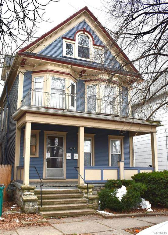 316 Fargo Avenue, Buffalo, NY 14213 (MLS #B1314341) :: TLC Real Estate LLC