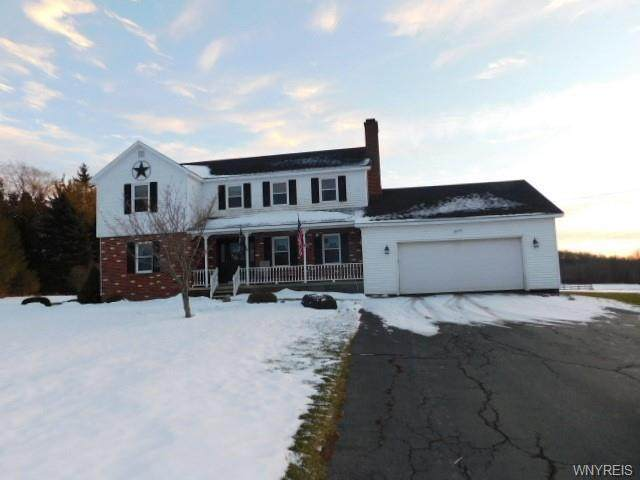 3607 High Street, Stockton, NY 14718 (MLS #B1314566) :: Avant Realty