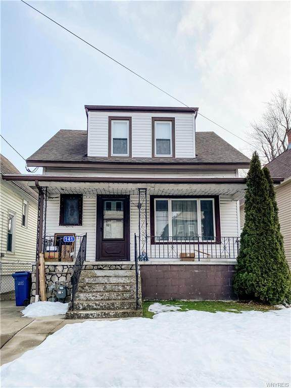 141 Kenefick Avenue, Buffalo, NY 14220 (MLS #B1314608) :: 716 Realty Group