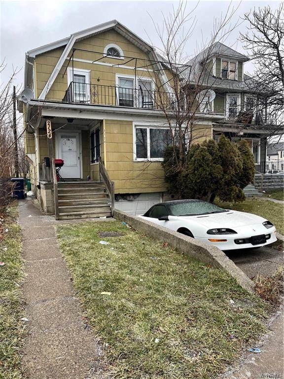 2124 Genesee Street, Buffalo, NY 14211 (MLS #B1314725) :: Mary St.George | Keller Williams Gateway