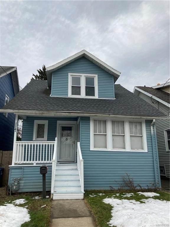 117 Hubbell Avenue, Buffalo, NY 14220 (MLS #B1315077) :: 716 Realty Group
