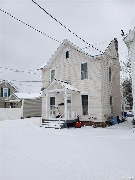 705 West Avenue, Shelby, NY 14103 (MLS #B1315142) :: BridgeView Real Estate Services