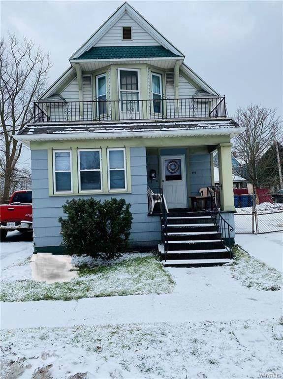 191 Winslow Avenue, Buffalo, NY 14208 (MLS #B1315161) :: Mary St.George | Keller Williams Gateway