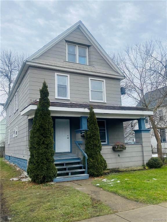 93 Hayden Street, Buffalo, NY 14210 (MLS #B1315266) :: 716 Realty Group