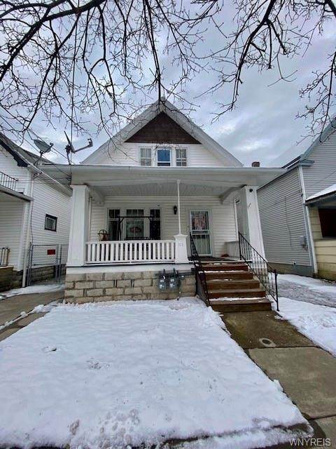111 Humason Avenue, Buffalo, NY 14211 (MLS #B1315667) :: 716 Realty Group