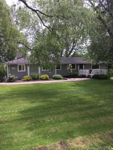 622 Perry Road, Sheldon, NY 14145 (MLS #B1315682) :: Mary St.George | Keller Williams Gateway