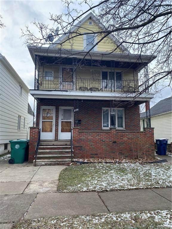532 18th Street, Niagara Falls, NY 14301 (MLS #B1315730) :: 716 Realty Group