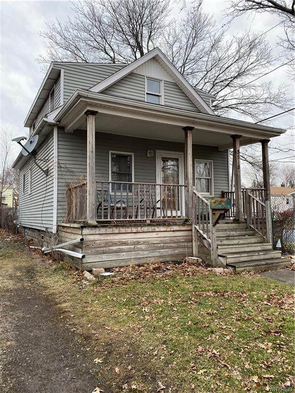 3518 Walnut Avenue, Niagara Falls, NY 14301 (MLS #B1315734) :: 716 Realty Group