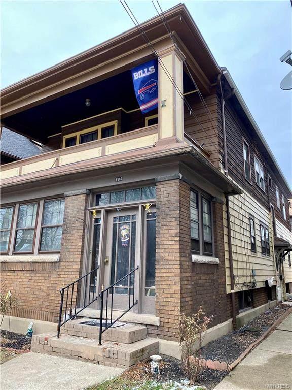 606 Walnut Ave, Niagara Falls, NY 14301 (MLS #B1315818) :: 716 Realty Group