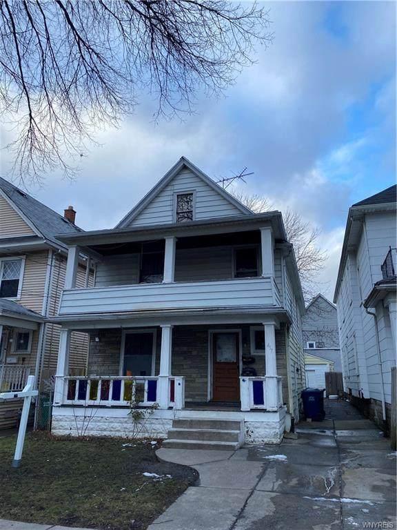 457 East Street, Buffalo, NY 14207 (MLS #B1315995) :: 716 Realty Group