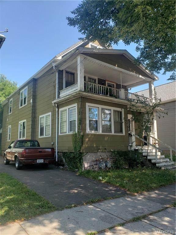 245 East Street, Buffalo, NY 14207 (MLS #B1316004) :: TLC Real Estate LLC