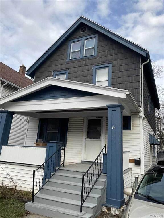 51 Custer Street, Buffalo, NY 14214 (MLS #B1316095) :: MyTown Realty