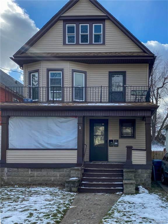 16 Indian Orchard Place, Buffalo, NY 14210 (MLS #B1316125) :: MyTown Realty