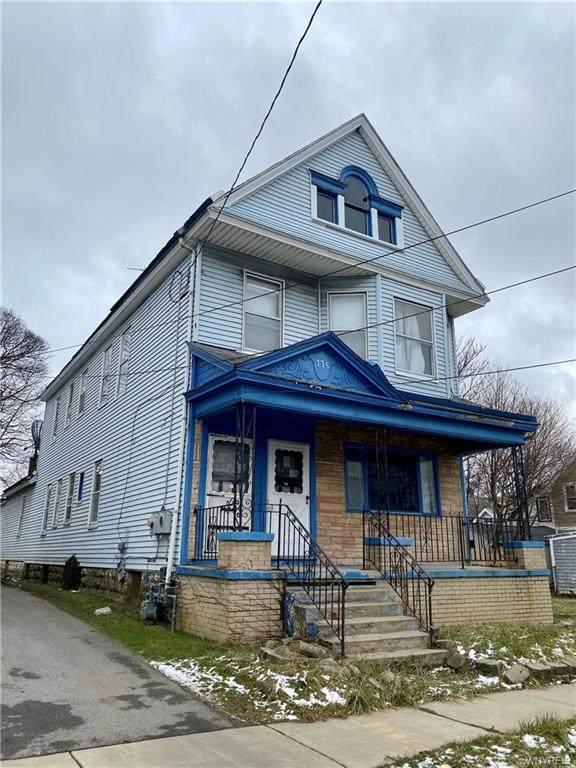 175 Lemon Street, Buffalo, NY 14204 (MLS #B1316140) :: MyTown Realty