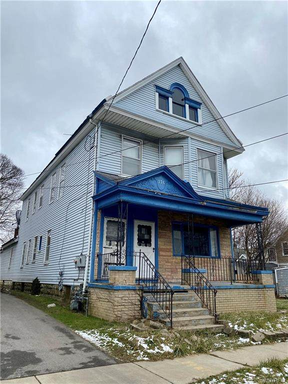 175 Lemon Street, Buffalo, NY 14204 (MLS #B1316140) :: Robert PiazzaPalotto Sold Team