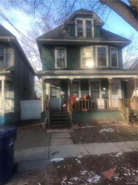 74 Gold Street, Buffalo, NY 14206 (MLS #B1316205) :: MyTown Realty