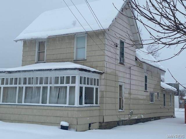 6 1st Avenue, Franklinville, NY 14737 (MLS #B1316252) :: MyTown Realty