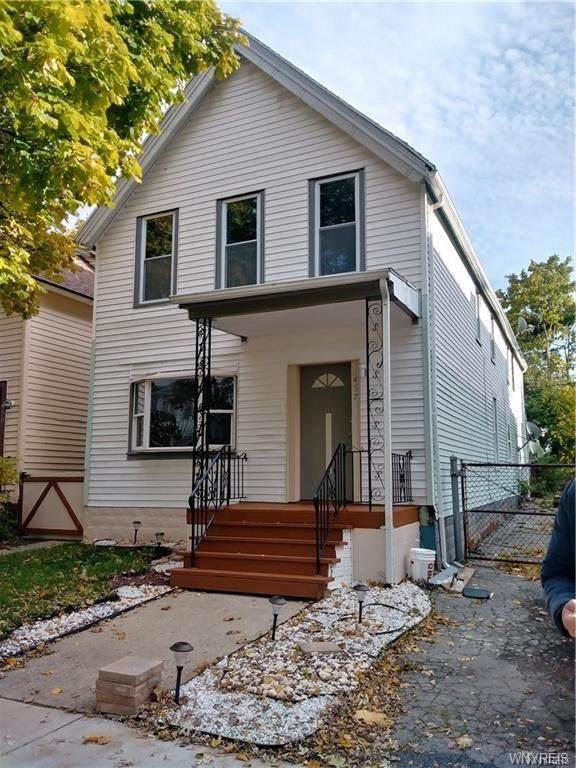 457 Vermont Street, Buffalo, NY 14213 (MLS #B1316376) :: Avant Realty