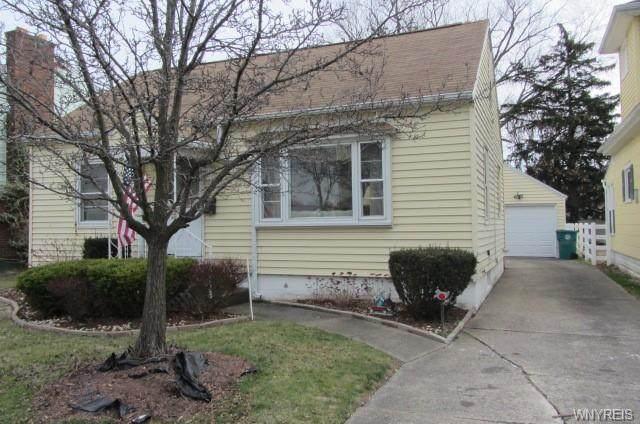 471 80th Street, Niagara Falls, NY 14304 (MLS #B1316393) :: MyTown Realty