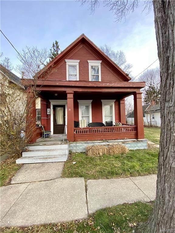 31 Pershing Avenue, Buffalo, NY 14211 (MLS #B1316484) :: Avant Realty