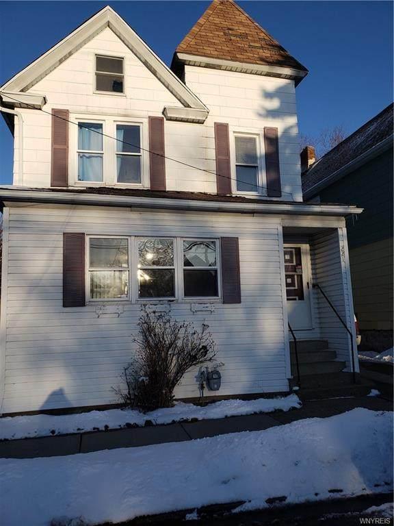 221 Gorton Street, Buffalo, NY 14207 (MLS #B1316652) :: 716 Realty Group