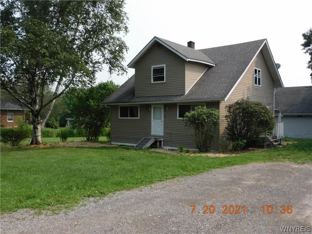 8601 N N Main Street, Evans, NY 14006 (MLS #B1316966) :: MyTown Realty