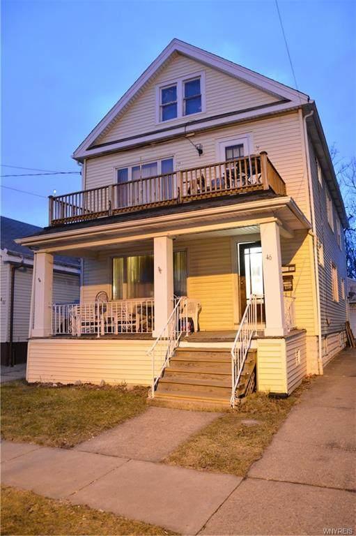 46 Rejtan Street, Buffalo, NY 14206 (MLS #B1317868) :: 716 Realty Group