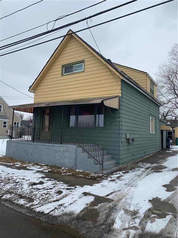 637 S Ogden Street, Buffalo, NY 14206 (MLS #B1319244) :: 716 Realty Group