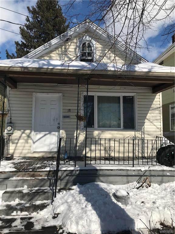 18 Paderewski Drive, Buffalo, NY 14212 (MLS #B1319821) :: MyTown Realty