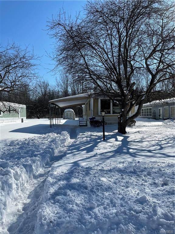 1085 Creekside Drive, Evans, NY 14047 (MLS #B1320297) :: MyTown Realty