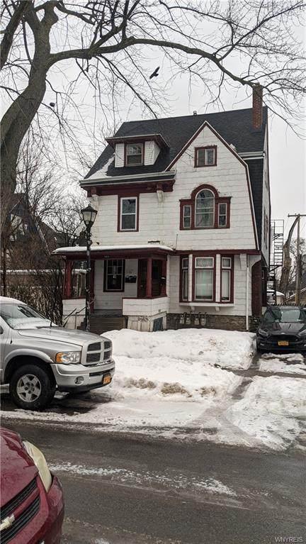 568 Bird Apt 3 Avenue, Buffalo, NY 14222 (MLS #B1320366) :: Avant Realty