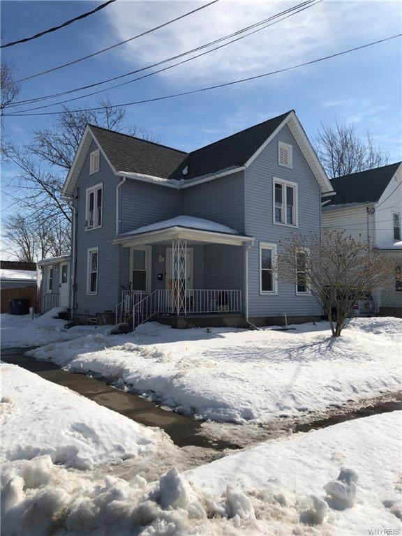 416 N Transit Street, Lockport-City, NY 14094 (MLS #B1320564) :: Robert PiazzaPalotto Sold Team