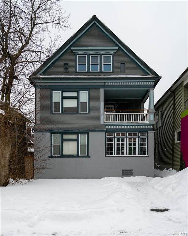 835 Elmwood Avenue, Buffalo, NY 14222 (MLS #B1320658) :: Avant Realty
