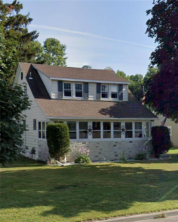 2220 Main Street, Collins, NY 14034 (MLS #B1320870) :: Robert PiazzaPalotto Sold Team