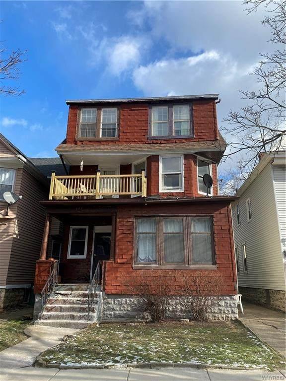 357 Hoyt Street, Buffalo, NY 14213 (MLS #B1321674) :: Avant Realty