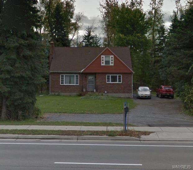 3851 E Robinson Road, Amherst, NY 14228 (MLS #B1322354) :: MyTown Realty