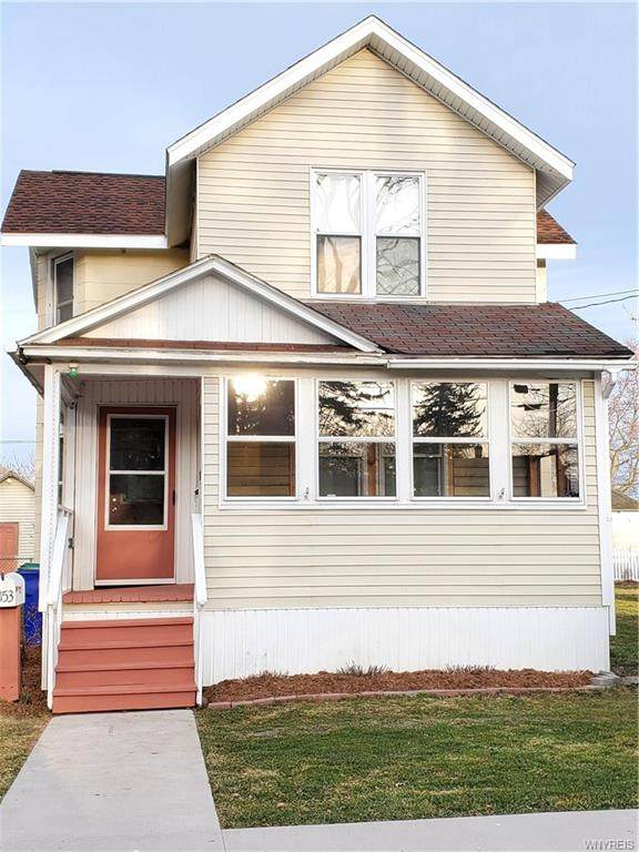1153 Elm Street, Shelby, NY 14103 (MLS #B1324819) :: BridgeView Real Estate Services