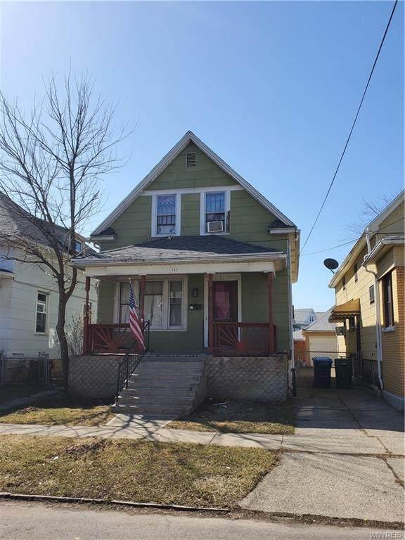 107 Gallatin Avenue, Buffalo, NY 14207 (MLS #B1325119) :: 716 Realty Group