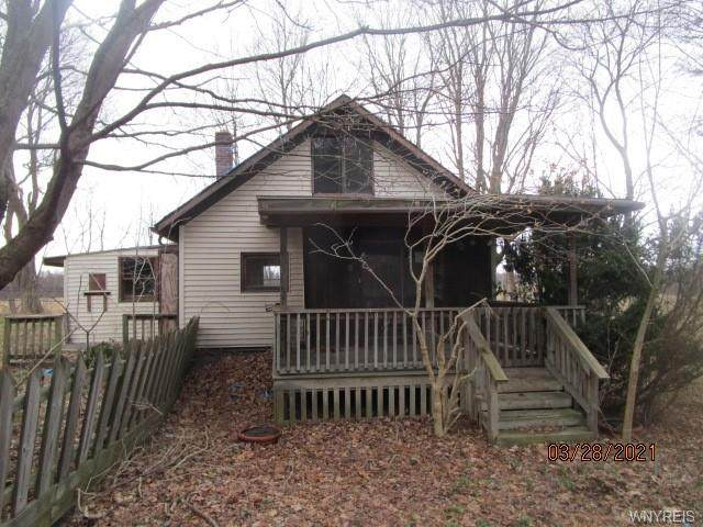 2632 Route 39, Collins, NY 14034 (MLS #B1326391) :: Lore Real Estate Services